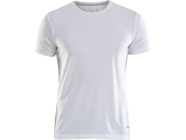 Craft Essential T-shirt à col rond Homme, white